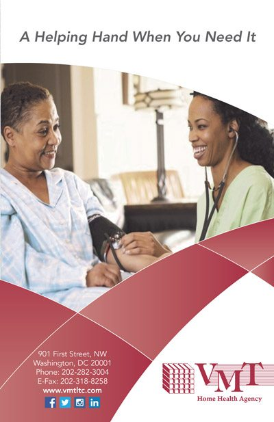 home health brochure cover